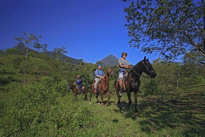 Horseback Ride to La Fortuna Waterfall, ,