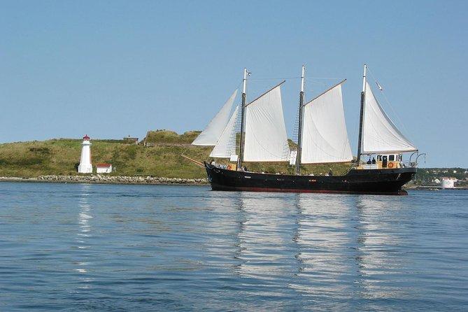 Tall Ship Silva Sailing Cruise, Halifax, CANADA
