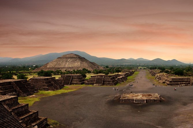 MORE PHOTOS, Small Group: Afternoon Guided tour to Teotihuacan from Mexico City