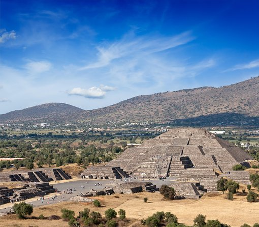 From Mexico City: Private Tour to Teotihuacan Pyramids with Tequila Tasting, Ciudad de Mexico, Mexico