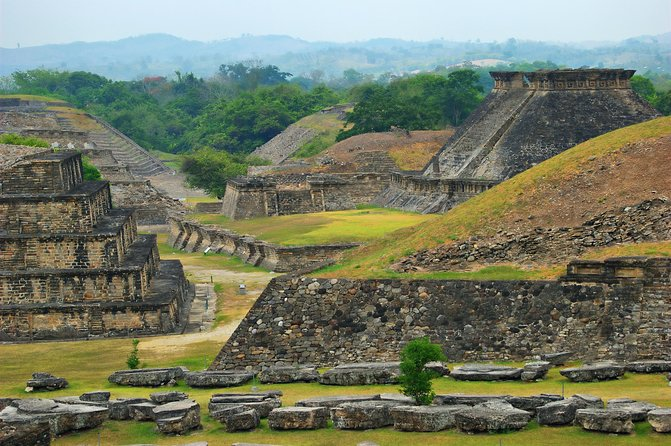 Learn about Mexico's pre-Columbian Totanac culture at two important Totanac sites — the archaeological ruins of El Tajín and the 13th-century city of Papantla. This full-day trip takes you three hours north of Veracruz, where you'll see El Tajín's World Heritage-listed ruins with a guide, learning about its pyramids and plazas. Then tour Papantla and learn about its cultural traditions, from flying pole dancers to vanilla, which the Totanacs grew in this region before the Spanish invasion.