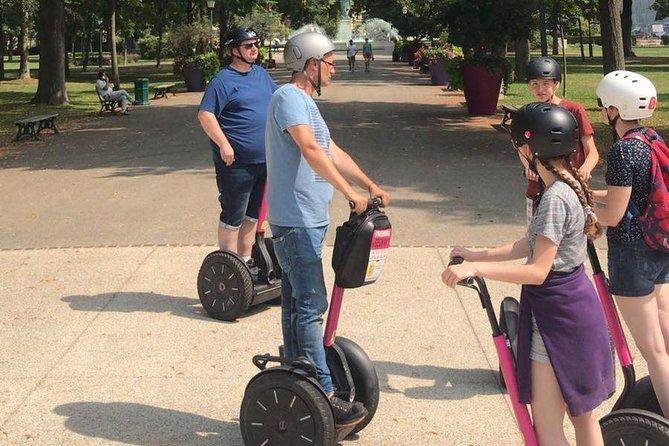 See the old and new landmarks of Colmar from a different perspective on a 2-hour Segway tour of the city and its districts.