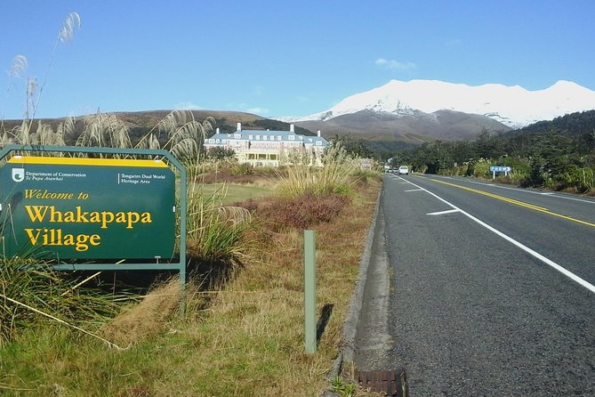 A chance to hike smaller tracks inside the Dual Heritage Tongariro National Park. Perfect for travelers not wanting to hike the Mighty Tongariro Alpine Crossing