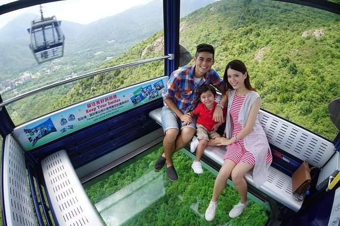 Soar over Lantau Island on the Ngong Ping 360 Cable Car. Spend as long as you'd like exploring attractions at the top. Head to Ngong Ping Village, visit Po Lin Monastery and see Tian Tan Buddha, aka the Big Buddha. Select a 25-minute ride one-way or book a round-trip ticket with your choice of standard or glass-bottom crystal cabin, with spectacular views of North Lantau Country Park and the South China Sea.