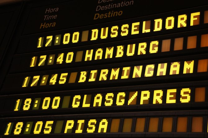 MÁS FOTOS, Private Arrival Transfer: Pisa Airport to Siena Hotel