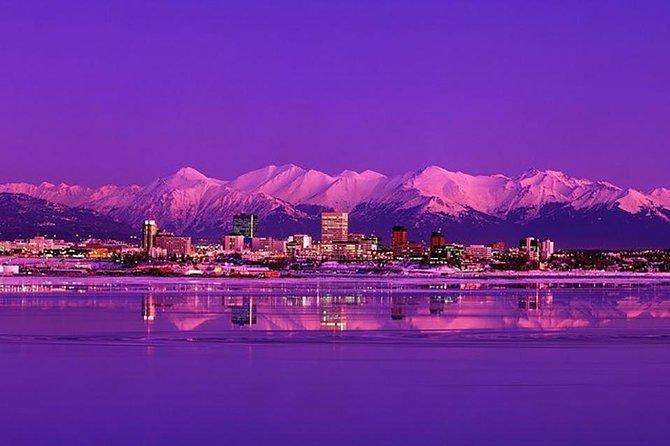 Winter Scenic City Tour of Anchorage, Anchorage, AL, ESTADOS UNIDOS