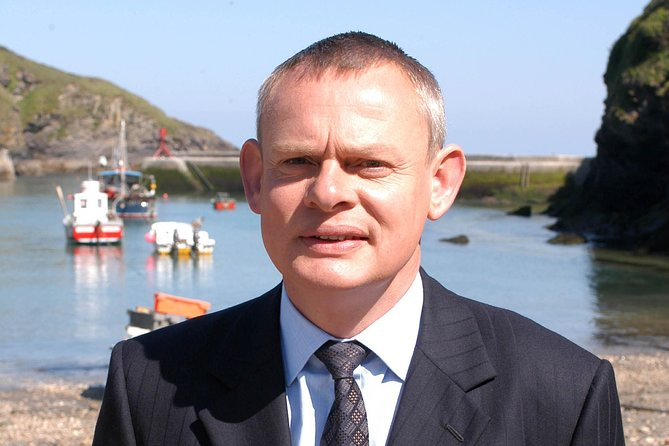 Guided walking tour of filming locations from hit TV show Doc Martin in the charming Cornish village of Port Isaac.