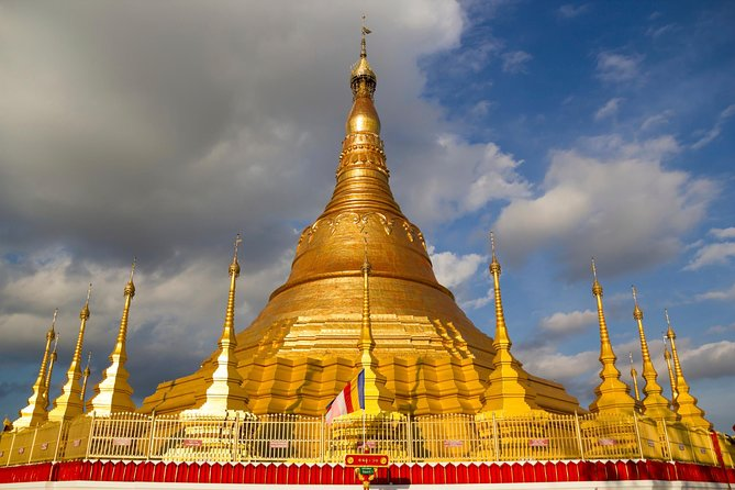 Get a taste of Burmese culture with a private tour from Chiang Rai across the border to Tachileik, Myanmar (Burma). Stop for glittering temples, local food and a bustling market before returning to northern Thailand to visit the Golden Triangle. Your expert guide explains the history of this region and its former role as a global supplier of opium.