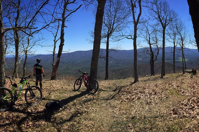Mountain Biking Adventure on Narrowback Mountain, Richmond, VA, ESTADOS UNIDOS