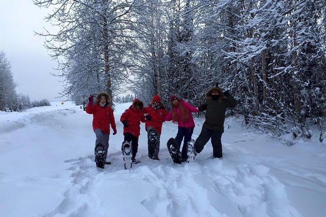 Snowshoe Tour at Chena Lakes, Fairbanks, AK, ESTADOS UNIDOS