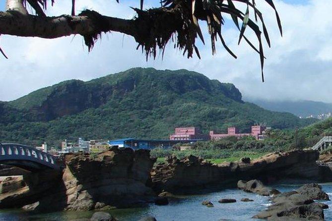 Visita privada: Ciudad de la fiebre del oro de Jiufen y Parque Geológico Nacional de Yehliu desde Taipei, Taipei, TAIWAN