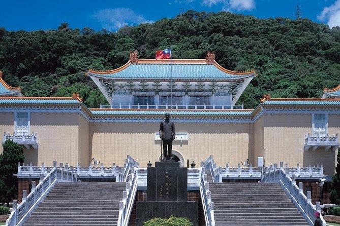 Tour privado: Fuentes termales de Beitou y Museo del Palacio Nacional en Taipei, Taipei, TAIWAN