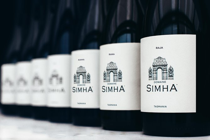 Join us at Institut Polaire, the home of Domaine Simha Wines, for a unique tasting experience. Sessionscater from2 - 10persons and include6 tasting samples accompanied by notes anda cheese platter to share. Available from 12-4pm Saturdays and 3-5pm Sundays, please allow approximately 45 minutes.<br><br>Crafted by hand, just 2-3 barrels of each Domaine Simha wine are made each year. An avant-garde approach shapes living wine relying on ancient knowledge and intuition. At heart lies the epic beauty of Tasmania's pure natural environment, sparkling air and ancient soil. Founder and winemaker, Nav Singh spearheaded a new wave of winemaking in Tasmania, opening the doors to progressive styles that are highly sought by top sommeliers and collectors. Singh's natural methods embrace harvesting by lunar cycle on fruit and flower days with wild fermentation, perfect natural balance and superb ageing potential.