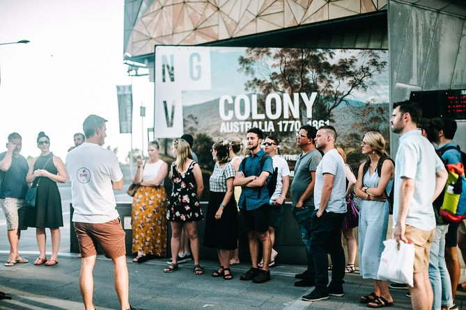 Boozy History and Hidden Bars covers the best of the City in three hours: our famous laneways, our coolest bars and our fascinating history. Why do three different tours, when you can get the best of Melbourne in just one!<br><br>Explore Melbourne's famous laneways, home to some of our most interesting places. This is the side of Melbourne most tourists (and even some locals!) never see.<br><br>Learn about Melbourne's love affair with drinking, the persecution of barmaids, our booziest Police Commissioner, secret men's clubs and much more.<br><br>Discover three amazing laneway bars. You'll also receive a free mystery gift to celebrate your time with us. Photos of your tour can also be provided at no extra charge.