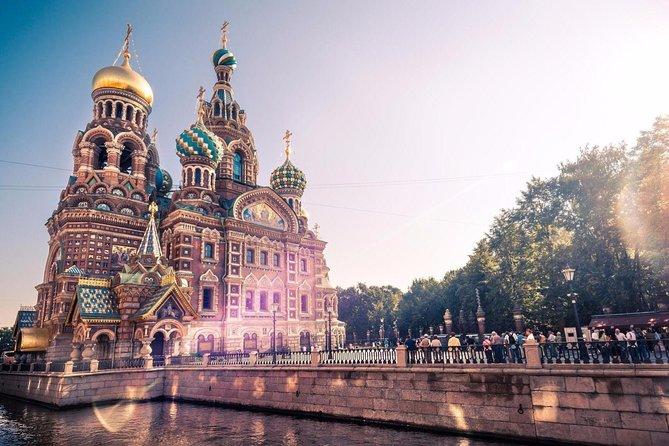 Excursión privada de 2 días a San Petersburgo con Peterhof y el Palacio de Catalina, San Petersburgo, RUSIA