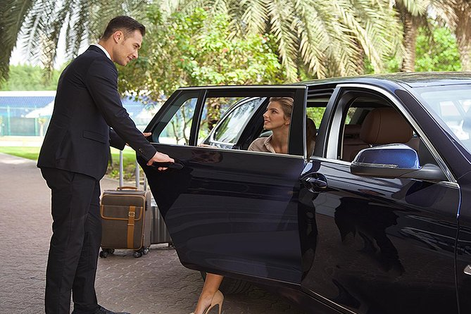 Enjoy a hassle-free ride from or to Tunis Carthage International Airport to or from Tunis Hotels with this private one-way transfer service. Meet your driver at your hotel or accommodation at the confirmed time, and relax on your journey to the airport by comfortable, air-conditioned vehicle.
