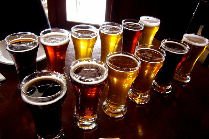 Sip of Baltimore Brewery Tour, Baltimore, MD, ESTADOS UNIDOS