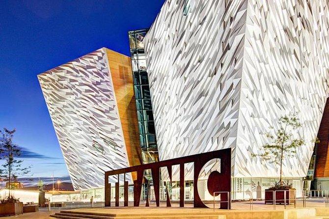 Entrada para Titanic Belfast: Experiencia Titanic para visitantes, que incluye el SS Nomadic, Belfast, IRLANDA
