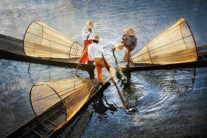 Inle Lake is a highlight of Myanmar, which is absolutely blow your mind away with its own beauty. We will show you around the Inle Lake to seedifferent ethnic people and their unique leg rowing. Set your mind free and enjoy this peaceful village.