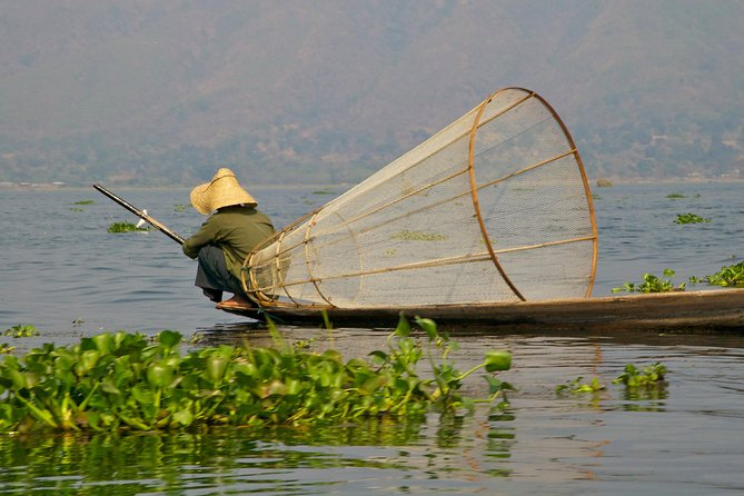 Inle Lake is a highlight of Myanmar. Discovering beautiful nature, unique local life for a half day is totally worth for your visit.