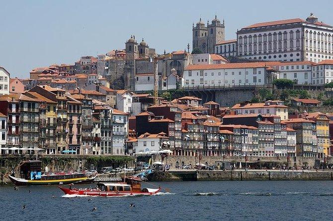 Recorrido de día completo en la ciudad de Oporto: Crucero por el río, bodegas de vino y almuerzo para grupos pequeños, Oporto, PORTUGAL