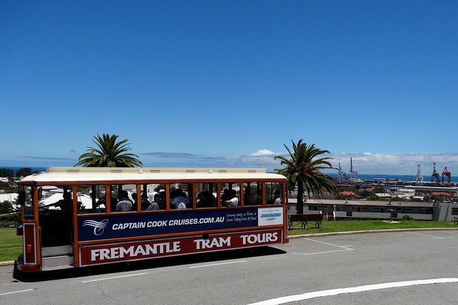 See the sights of Fremantle on a hop-on hop-off tram tour when your cruise ship docks in port, with a choice of two shore excursion options. Take the tram tour or combine the hop-on hop-off tram tour with a Swan River lunch cruise.