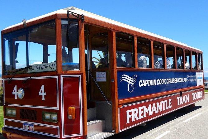 Perth Shore Excursion: Fremantle Hop-On Hop-Off Tram Tour, Fremantle, AUSTRALIA