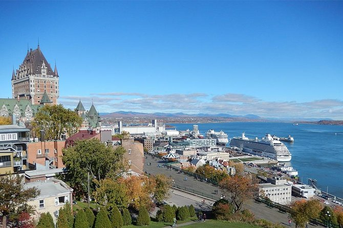 QUEBEC CITY PRIVATE WALKING TOUR - The History of French & British America, Quebec, CANADA