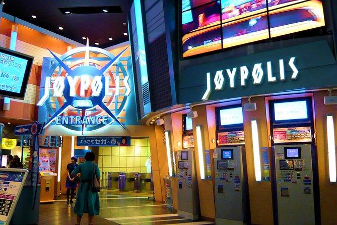Tokyo Joypolis Passport Ticket, Tokyo, JAPON