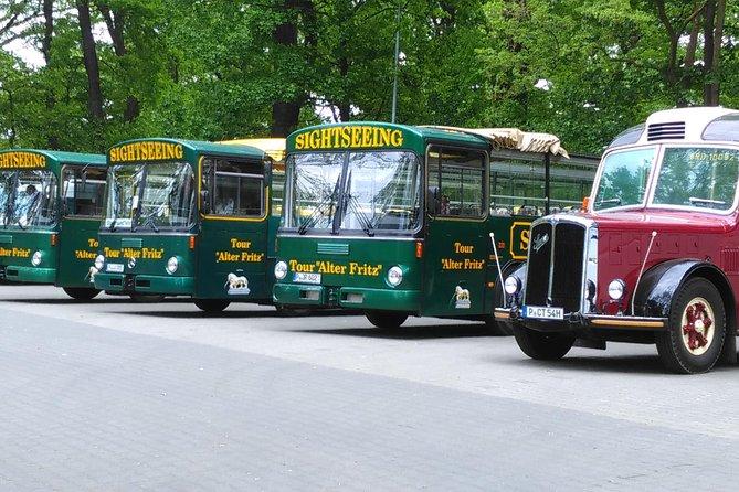 City and Palaces Tour Potsdam - Stadt- und Schloesserrundfahrt Potsdam, Potsdam, GERMANY