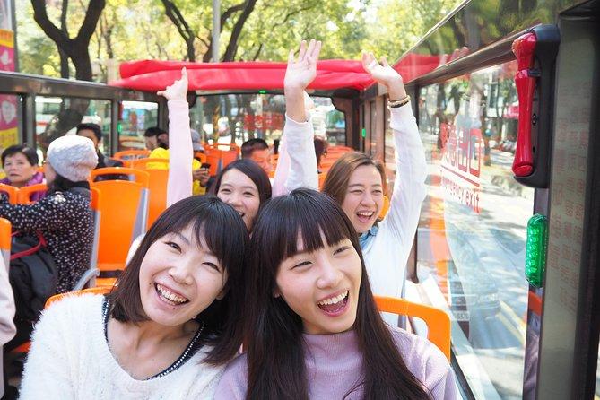 Excursión en autobús con paradas libres por Taipéi., Taipei, TAIWAN