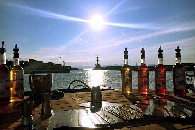 Crete Bohemian Sunset Small Group Tour with Wine Tasting and Dinner, ,