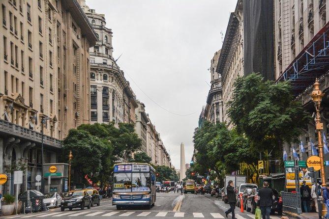 Recorrido privado de día completo de Buenos Aires en auto o furgoneta., Buenos Aires, ARGENTINA
