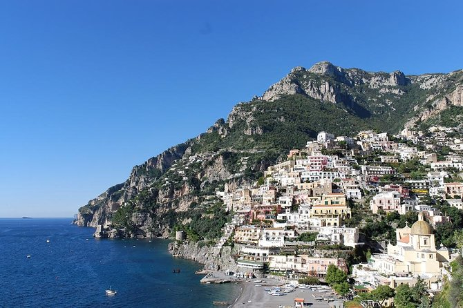 Amalfi Coast day tours from Sorrento to: Positano, Amalfi and Ravello, Sorrento, Itália