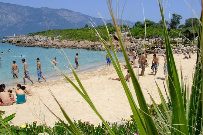 Gokova Boat Trip includes Cleopatra Island from Marmaris, Marmaris, TURQUIA