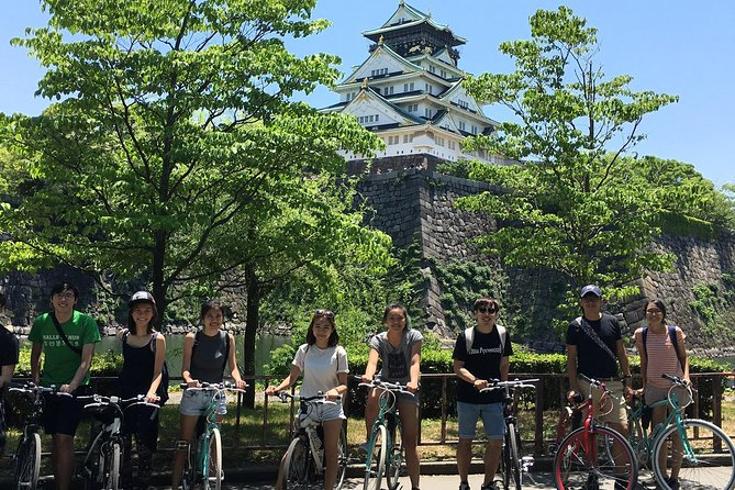 One day in Osaka: Six hour bike adventure, Osaka, JAPÃO