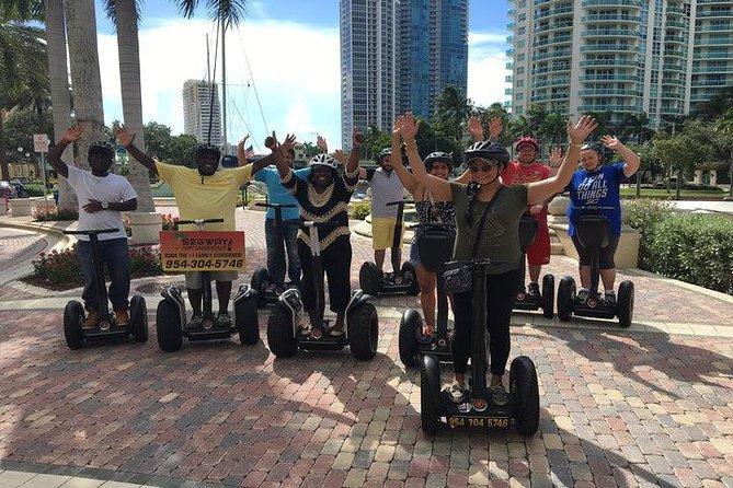 Recorrido en Segway por Fort Lauderdale, Fort Lauderdale, FL, ESTADOS UNIDOS