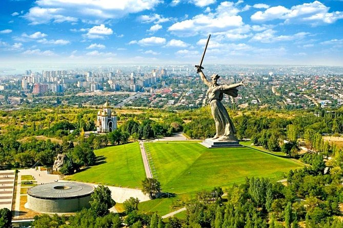 """This sightseeing tour of """"Hero City"""" is a perfect choice for those who want to take in a lot of history in a short time with the comfort of traveling by car. You'll learn in depth about the city and the Battle of Stalingrad, a turning point of WWII."""