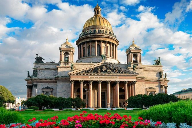 Private Tour to Saint Isaac's Cathedral, San Petersburgo, RUSSIA