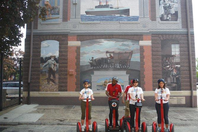 Segway Tour of Philadelphia's Murals, Filadelfia, PA, ESTADOS UNIDOS