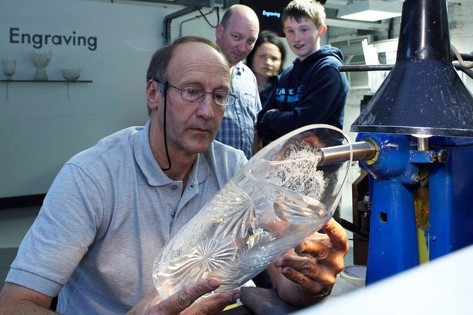 Day Tour: Waterford CRYSTAL & Kilkenny Highlights<br> • Waterford Crystal<br> • Waterford City<br> • Kilkenny City Walking Tour<br> • Tour Irelands Ancient East