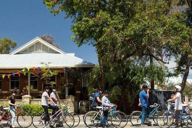 Do as the locals do. When you're in Freo that means cruising the streets on a retro bike, checking out the latest cafes and bars whilst appreciating the beauty of our great port city, Fremantle! Join a  Fremantle Tour today! <br><br>Come and see the best Freo has to offer on our 3 hours bike tour. You will experience the rich history of our port city, from our 40,000 years of indigenous culture, early European exploration, British colonisation, convict history through to the modern café and alternative culture we have today. Get an insight into the local spots, our rich past, vibrant present and exciting future! <br><br>Our cruisy pace means that we can enjoy all the sights and sounds of Fremantle with frequent stops for photographs, stories, history and tips on the best spots for you to truly enjoy the best Freo has to offer. All our tours have a maximum of 10 people so we can get to know you all.