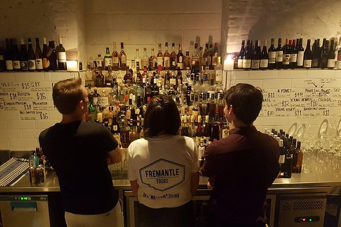 Fremantle Bar Tour: Go Where The Locals Go, Fremantle, AUSTRALIA