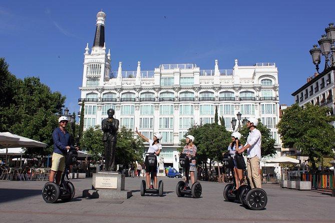 Madrid Highlights Guided Segway Tour, Madrid, ESPAÑA