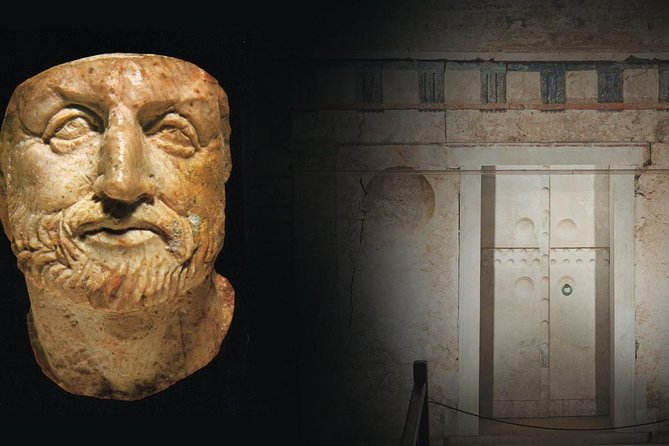 Enjoy a tour that will highlight the ancient history of Macedonia and the famous Alexander the Great. Explore the birthplace and ancient capital of the Greek kingdom of Macedonia and prepare to be amazed by the beauty and splendour of the artefacts in exhibit. <br><br>You will be amazed, all the while learning important historical facts. Continuation to the archaeological site of Vergina, once the capital of the Macedonian kingdom and nowadays one of the most important archaeological sites of Greece. Visit of the museum with the Royal tomb of King Philip II, father of Alexander the Great. Marvel at the beauty and artistic excellence of the exhibits there, and learn the rich history of the Greek kingdom of Macedonia. Later, you will have free time for lunch and return to Thessaloniki.