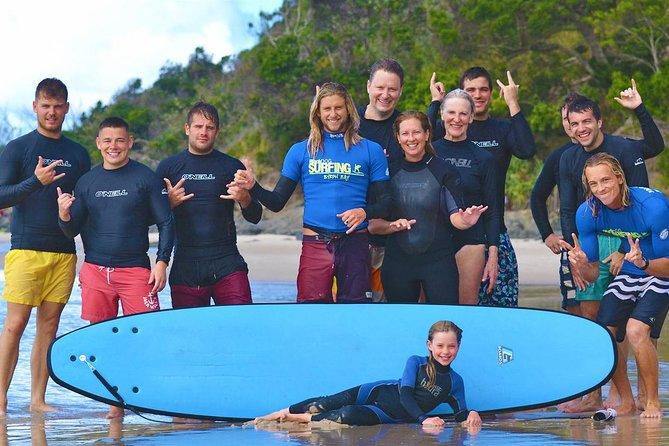 Splendor in the Bay 5-Day Surf School in Byron Bay, Byron Bay, AUSTRALIA