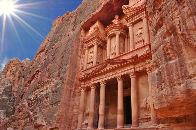 From Amman: one day tour to Petra, Aman, JORDANIA