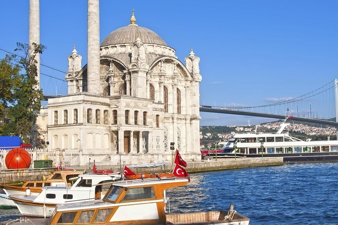 Bosphorus Strait and Black Sea Day Cruise from Istanbul, Estambul, Turkey
