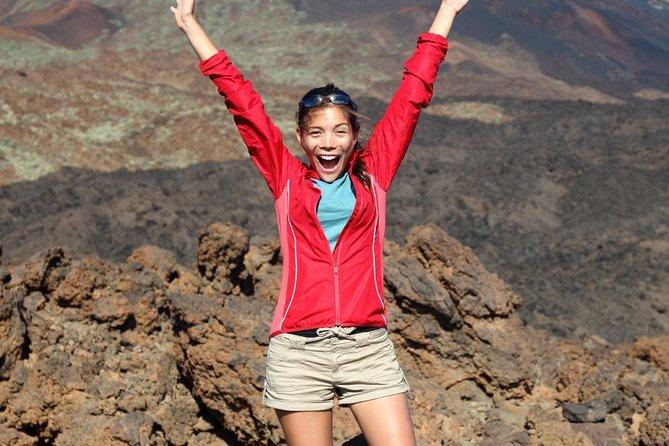 Excursión por la costa de Tenerife: excursión privada de un día al Parque Nacional del Teide, Tenerife, ESPAÑA