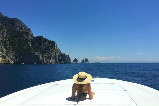 Discover the highlights of Capri and Positano on a private boat excursion. Sit back and enjoy the beauty of the Neapolitan Riviera with your private captain at the wheel in a day customized just for you. This tour is perfect for the adventurous because it is full of exploration, relaxation and fun.